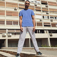 Fruit of the Loom - Lightweight Open Hem Jog Pants