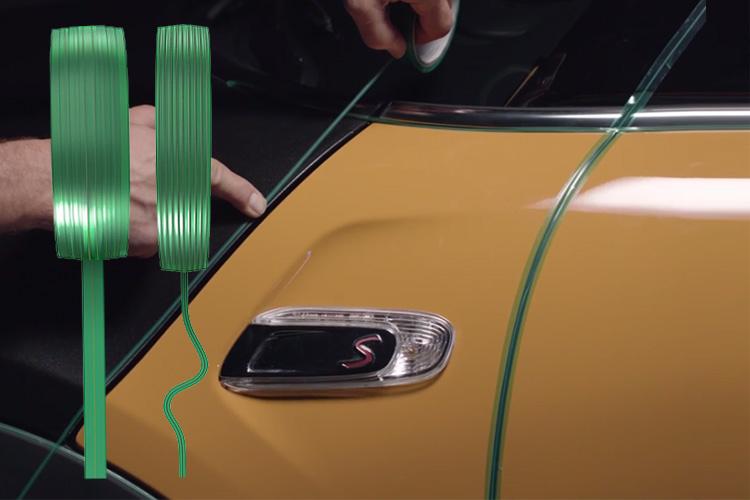 Carwrapping / Werkzeug