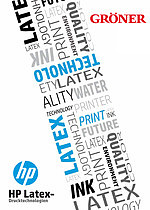HP Latex Drucker
