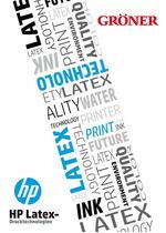 HP Latex Drucker